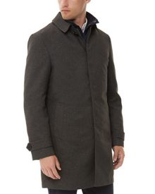 Jaeger Mac with Detachable Gilet