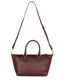 West Leather Shoulder Bag