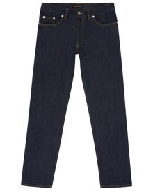 Washed Selvedge Jeans