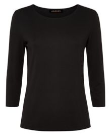 Jaeger Essential Jersey Top