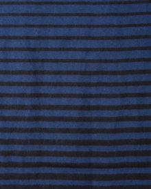 Jaeger Wool gradient stripe scarf