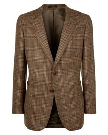 Jaeger Prince of wales classic jacket