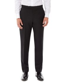 Wool Mohair Classic Trousers