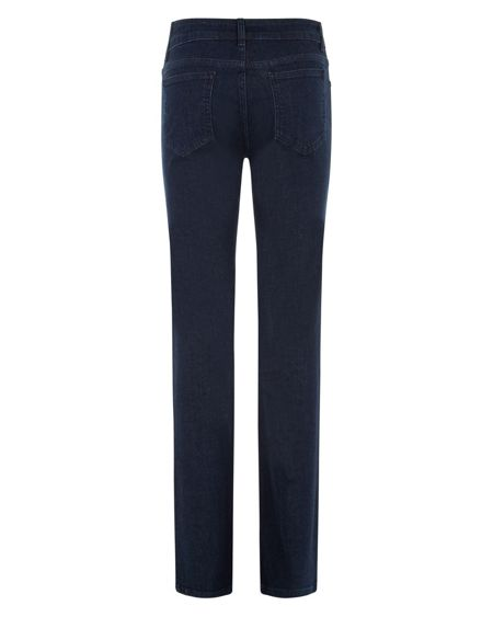 Jaeger High-Rise Bootcut Jeans