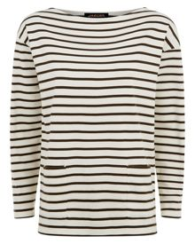 Winter Breton Top