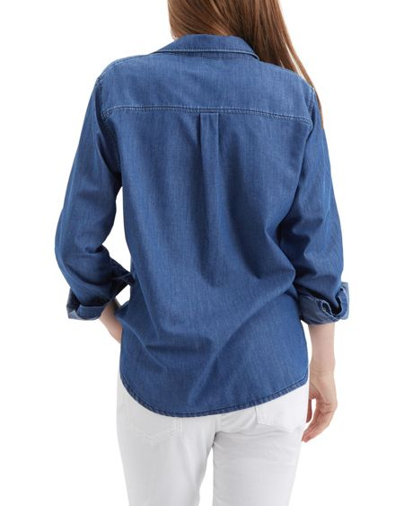Jaeger Denim Shirt