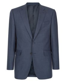 Jaeger Wool sharkskin classic jacket