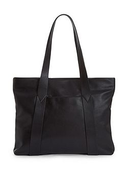 Newington Leather Tote