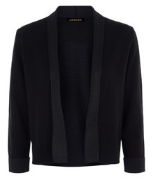Jaeger Double-Faced Knitted Jacket