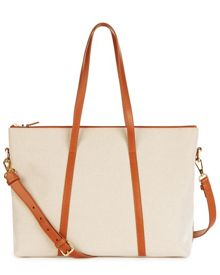 Jaeger Julianne Canvas Medium Tote