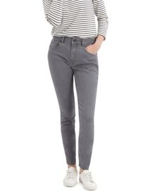 Jaeger Skinny Mid-Rise Jeans