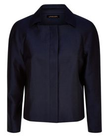 Jaeger Cotton Silk Jacket