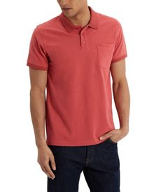 Jaeger Supima cotton polo shirt