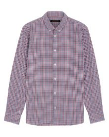 Jaeger Cotton house check shirt