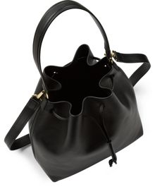 Oxford Leather Duffle Bag