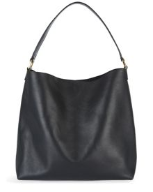 Jaeger Oxford Leather Hobo Bag