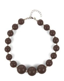 Jaeger Circular Bead Necklace