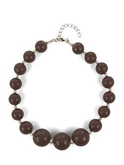 Circular Bead Necklace