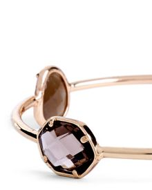 Jaeger Glass Stone Bangle