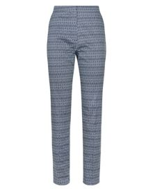 Jaeger Diamond Ikat Print Trousers