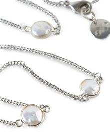 Jaeger Fresh Water Pearl Necklace