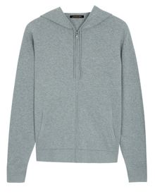 Jaeger Cotton hooded sweatshirt
