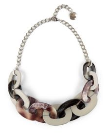 Jaeger Oval Link Chain Necklace