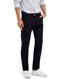 Jaeger Cotton Twill Modern Trousers