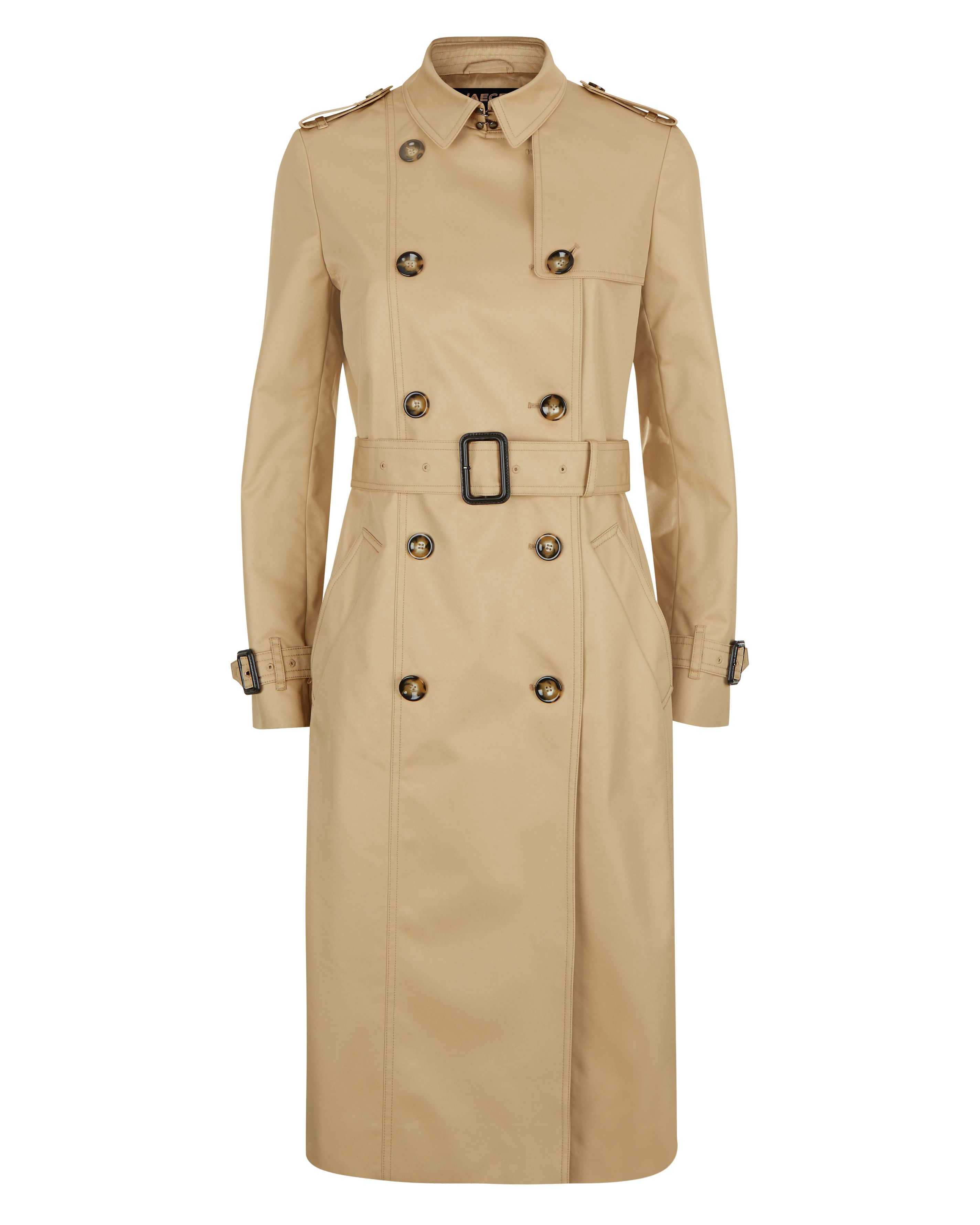 Jaeger Classic Trench Coat, Neutral