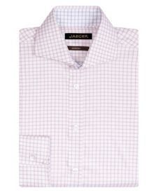 Jaeger Windowpane modern shirt