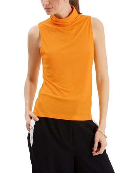 Jaeger Laboratory Roll Neck Top