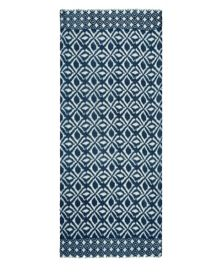 Jaeger Cotton Wool Aztec Scarf
