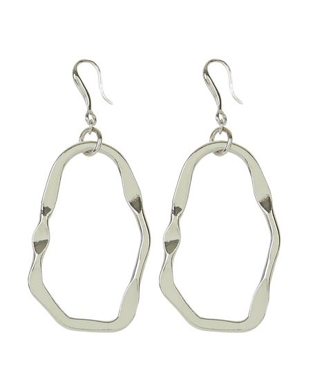 Jaeger Large Link Earrings