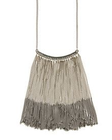 Jaeger Fringe Necklace