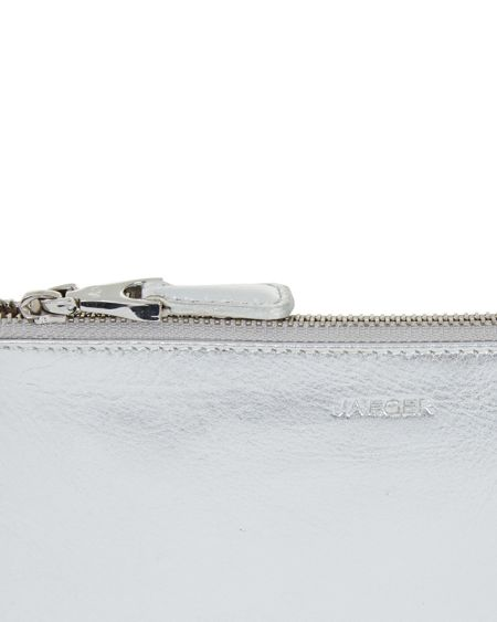 Jaeger Leather Small Cooper Clutch