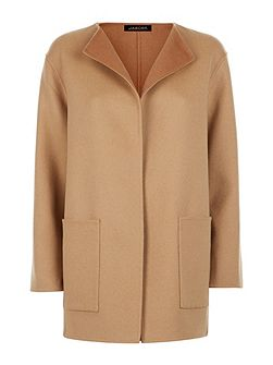 Reversible Double-Face Coat