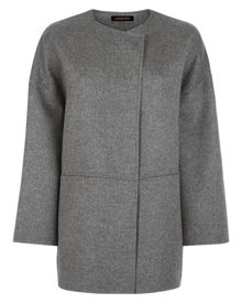 Jaeger Double Faced Wool Cape