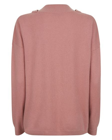 Jaeger Cashmere Slouchy Sweater
