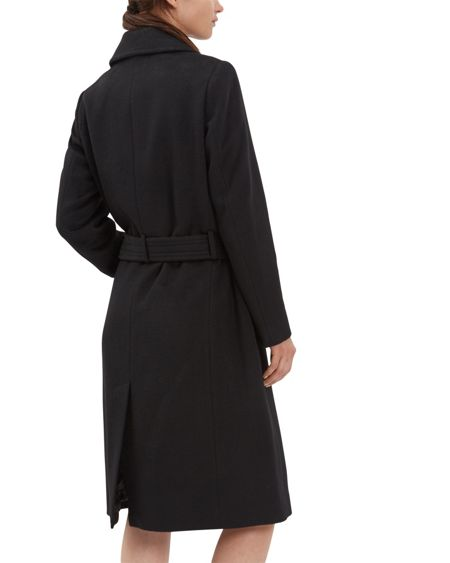 Jaeger Wool Wrap Coat