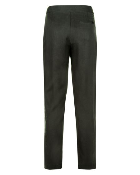 Jaeger Knit Trim Detail Trousers
