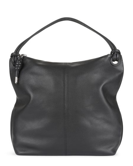 Jaeger Leather Knot Hobo Bag