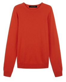 Jaeger Cashmere Crew Neck Sweater