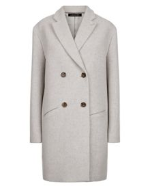 Jaeger Wool Cashmere Oversized Coat