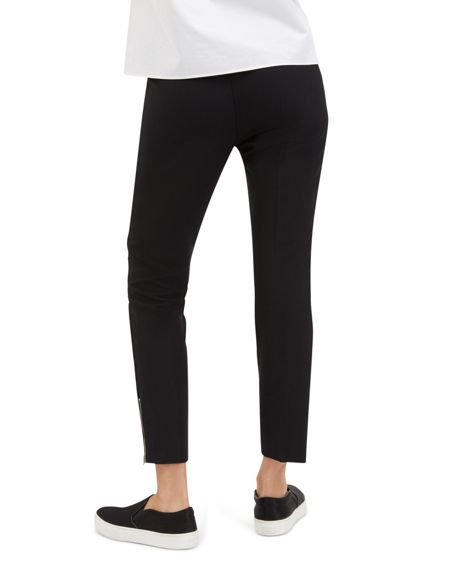 Jaeger Virgin Wool Slim Trousers