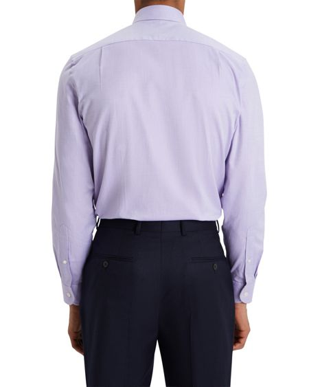 Jaeger Luxury Regular Oxford Shirt