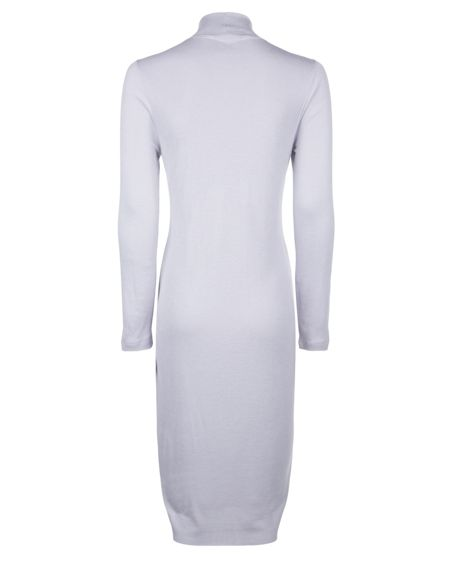 Jaeger Jersey Ribbed Dress