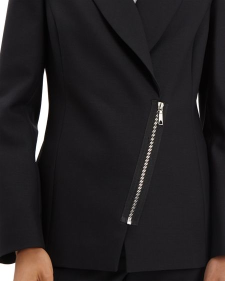Jaeger Wool Tailored Jacket