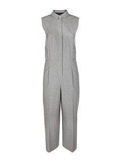 Brushed Cotton Jumpsuit