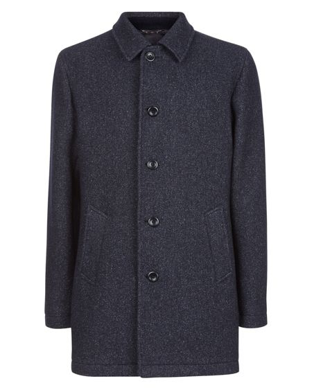 Jaeger Double-Faced Car Coat
