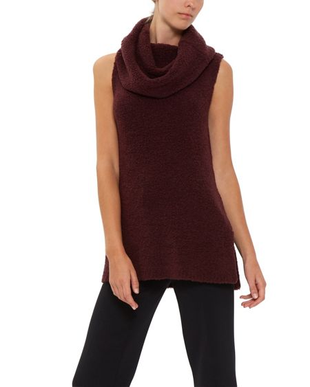 Jaeger Laboratory Cowl Neck Tunic